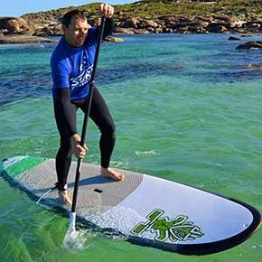 Uni Student Surfing