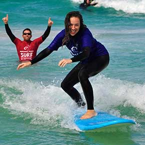 Surfing Lessons - Margaret River