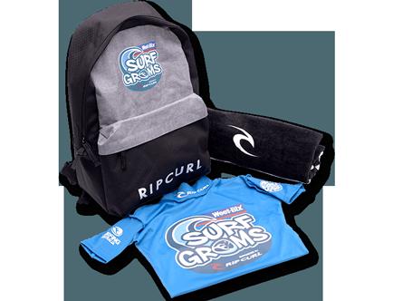 Weet-Bix SurfGroms Pack Rip Curl 2018