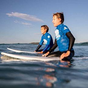 nudie SurfGroms - Margaret River Surf School